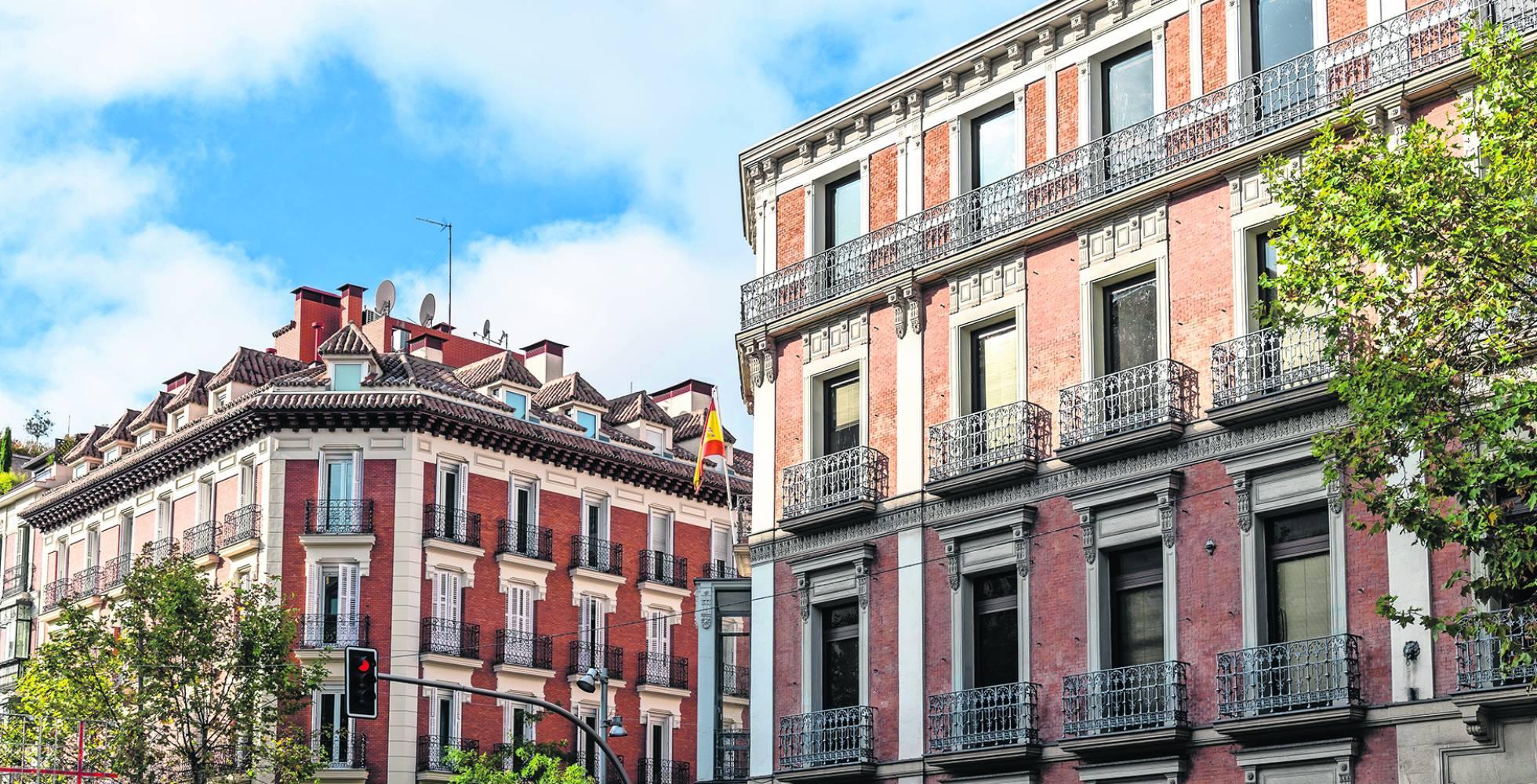 Madrid como principal destino de la inversión inmobiliaria latinoamericana