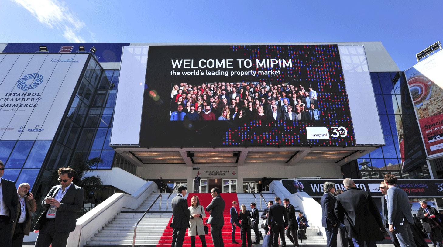 MIPIM confirmado para principios de Septiembre 2021